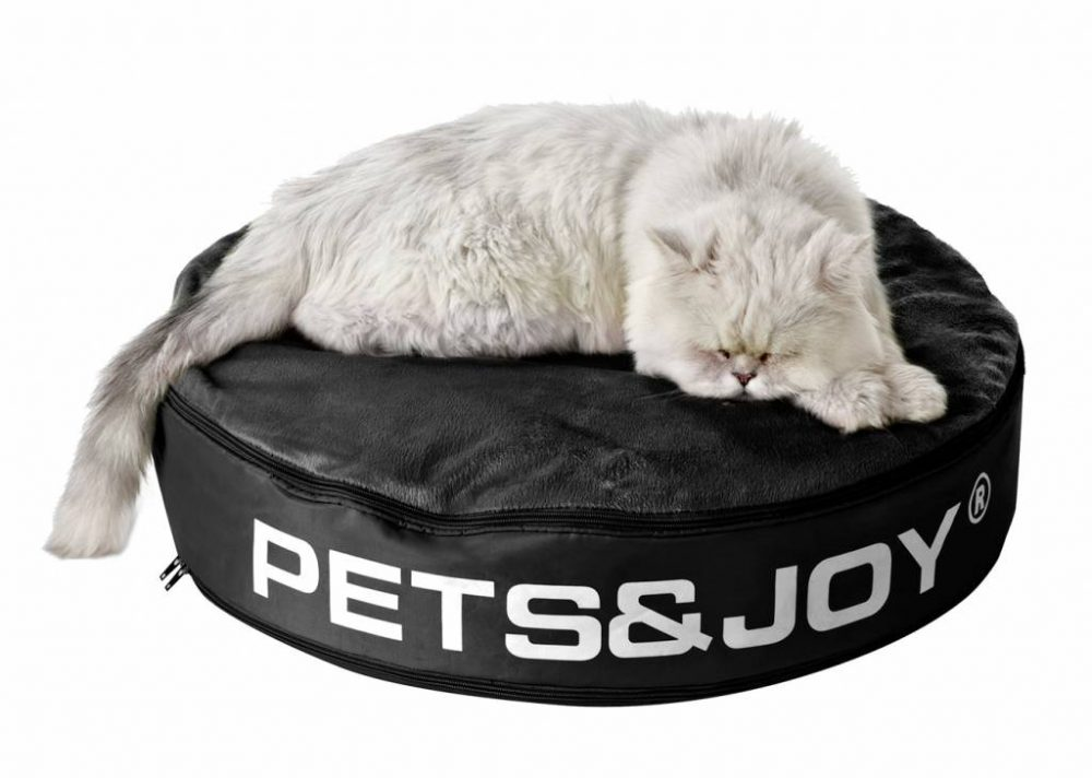 Cat Bed Zwart