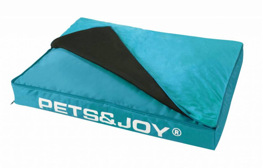 Dog Bed Large Aquablauw 2