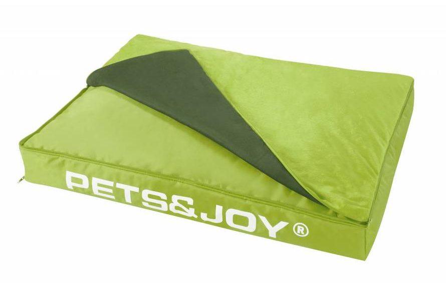 Dog Bed Large Limoen 3