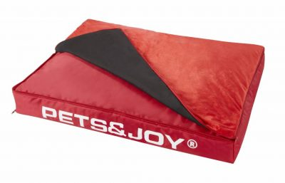 Dog Bed Large Rood 2