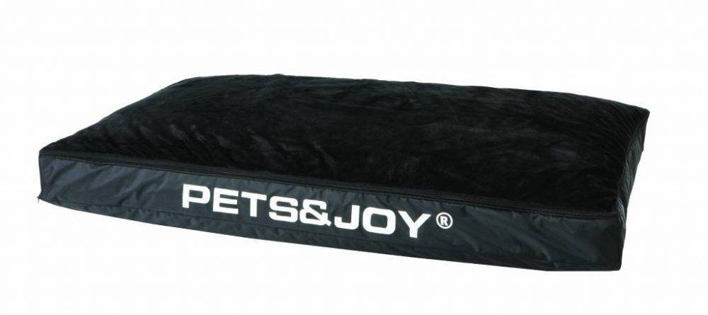 Dog Bed Large Zwart 3