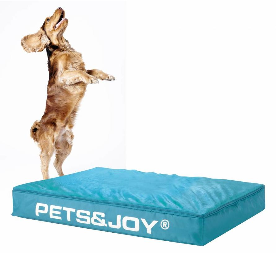 Dog Bed Medium Aquablauw 3