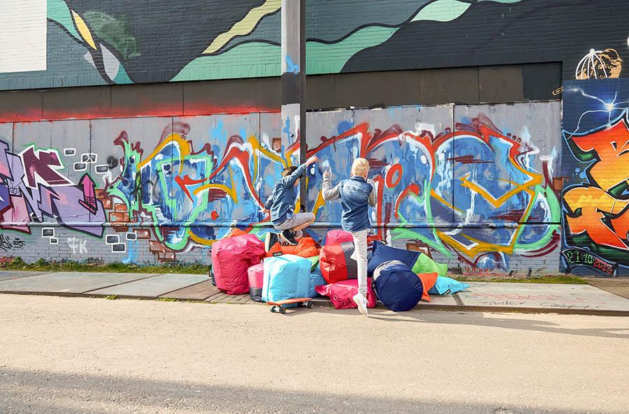 Rondo Kids Rood Outdoor 2