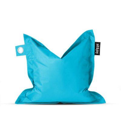 Tutti Aquablauw staand